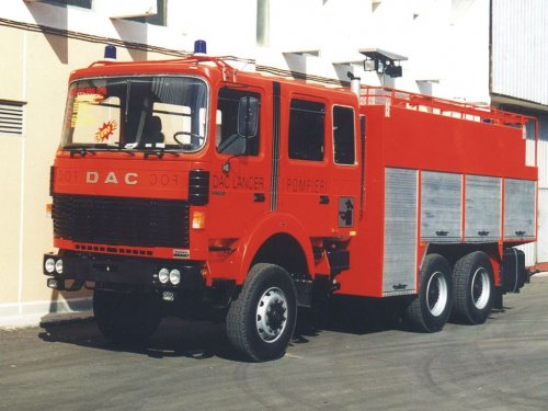 Fire fighting truck 22.410 DFA 933.0031-01